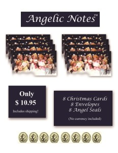 Angelic Notes - 8 Pack