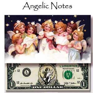 Angelic Notes - Bulk Pack of 100
