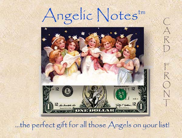 2016 CUTE CURRENCY CARDS ANGELIC NOTES # 1 (600 PIXELS)