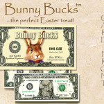 Bunny Bucks - Federal Reserve Note - Bulk - Pack of 250