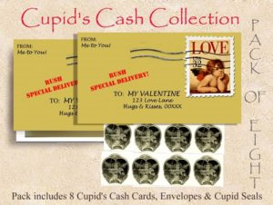 Cupid's Cash - Rush Special Delivery - 8 Pack