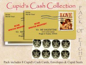 2017 Cupid's Cash - 8 Pack
