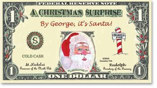 2008 santa dollar artist santa dollar