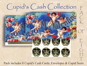 Cupid's Cash - Angel of Love 8 Pack