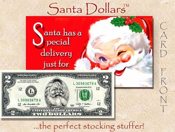 Santa $2 - A Special Delivery