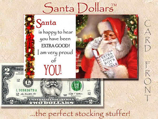 Santa $2 - Santa's Special Visit