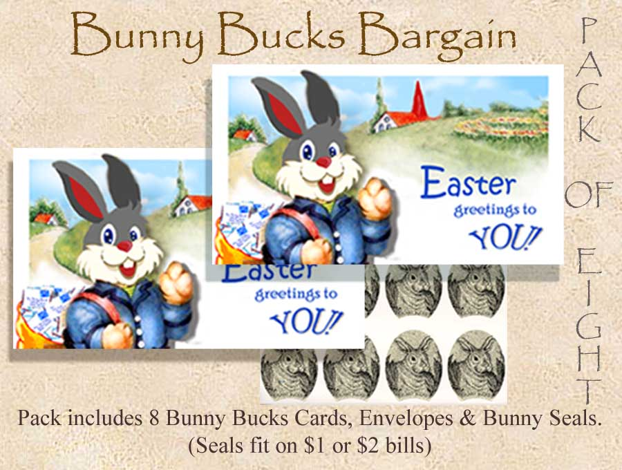 Easter Greetings To You - Eight Pack