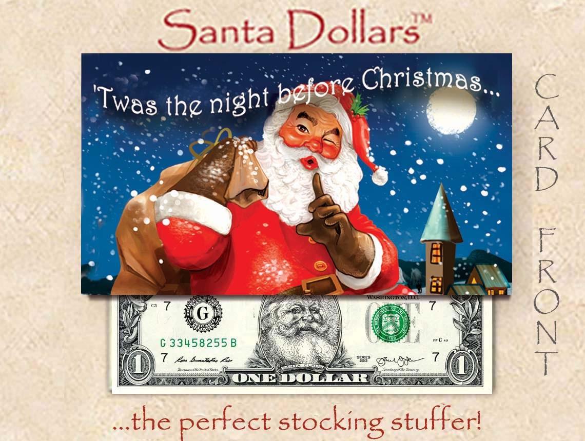 Santa Dollars - The Night Before Christmas
