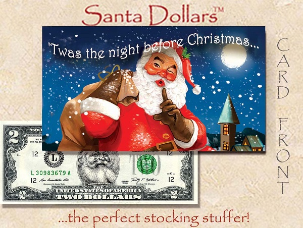Santa $2 - The Night Before Christmas